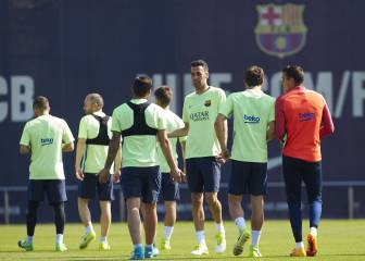 Mascherano out, Arda still unfit as Busquets returns for Barça