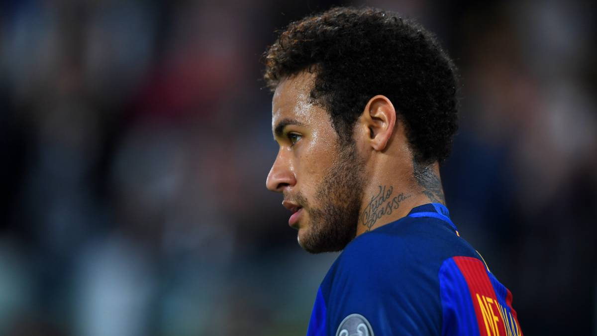 Neymar is confident Barça can turn Juventus tie around