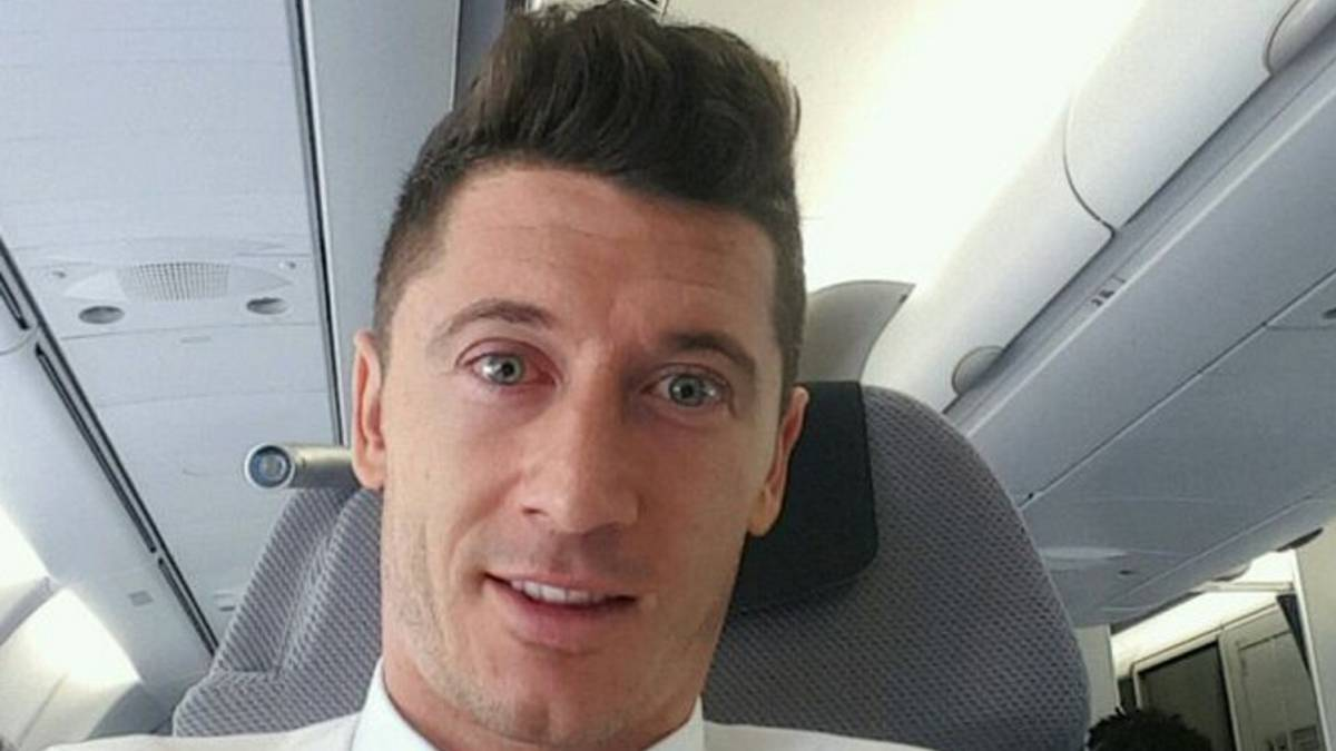 "Lewandowski: ""I'm ready to play"""