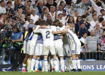Madrid into Champions League semis for 7 years running