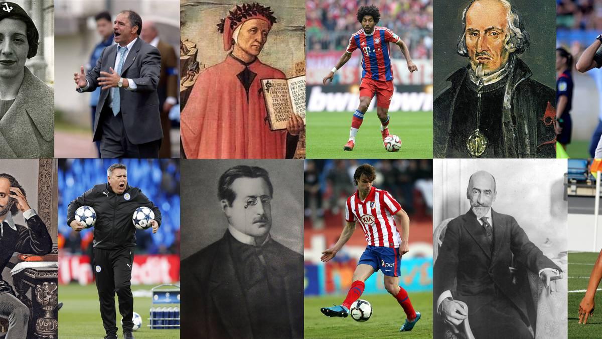 """Los grandes escritores que se """"han pasado"""" al fútbol"""
