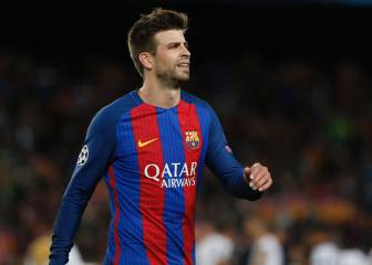 Piqué has a pop at Real Madrid fans with El Clásico looming