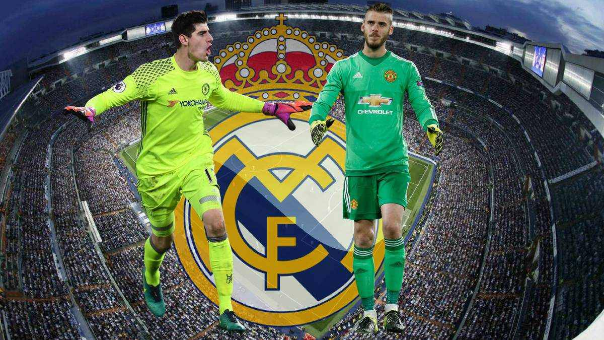 The Sun: el Madrid da 70M€ por De Gea y si no irá a por Courtois