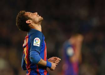 Neymar's appeal rejected, El Clásico relies on sports tribunal