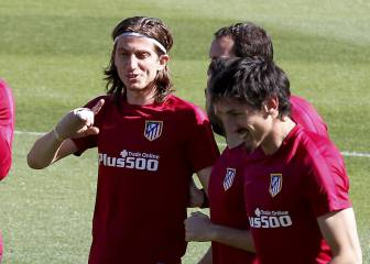 Filipe Luís to play his 300th LaLiga game against Espanyol