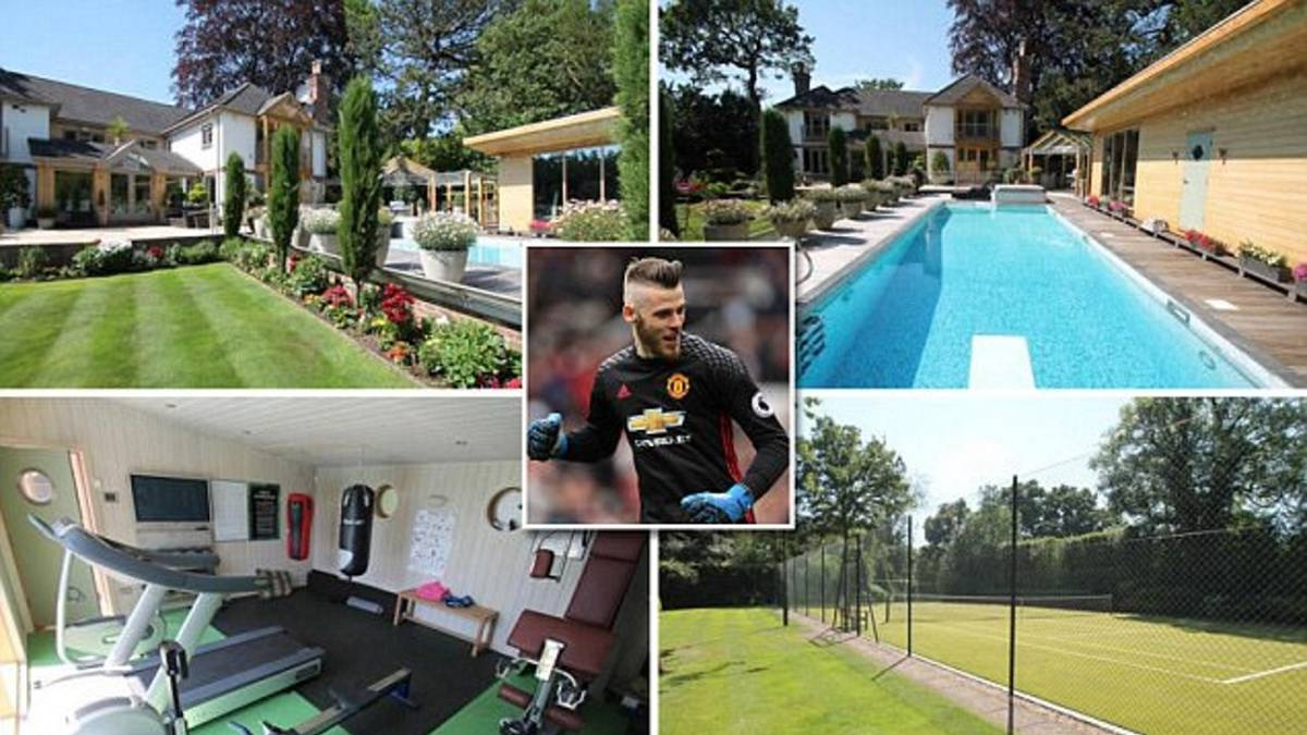 De Gea puts house up for sale: fuelling Real Madrid transfer talk
