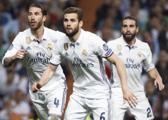 Zidane faces defensive dilemma with only Nacho available