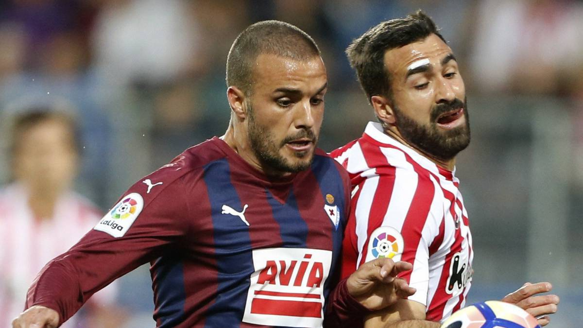 Eibar Athletic en directo