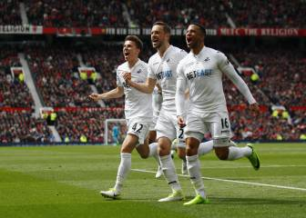 Manchester United vs Swansea en vivo y en directo online: Premier League
