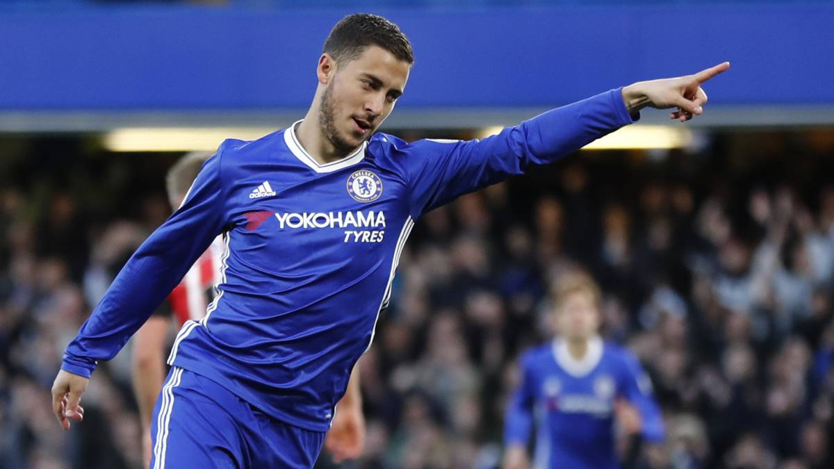 Conte cannot guarantee that Eden Hazard will stay at Chelsea