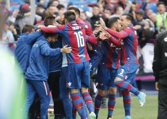 El Levante regresa a Primera