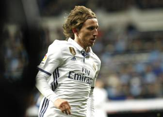 Modric ticking again at the perfect time for Real Madrid