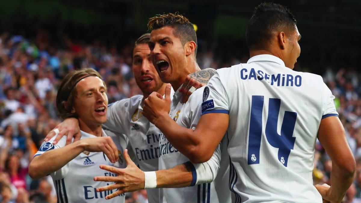 Real Madrid 3 - 0 Atlético  Cristiano 1edadecb09b6d