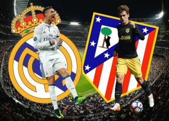 Real Madrid - Atlético en directo y vivo online: Champions League