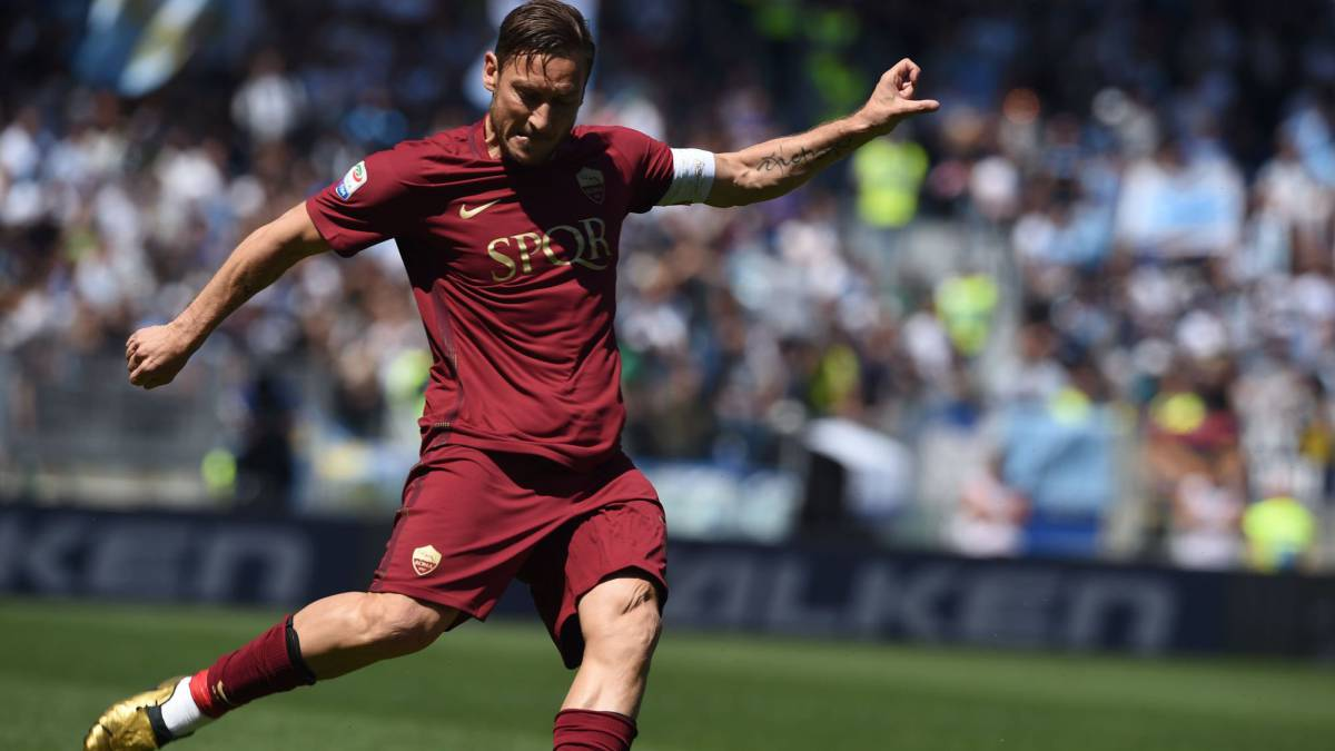 Francesco Totti to retire after 25 years at AS Roma
