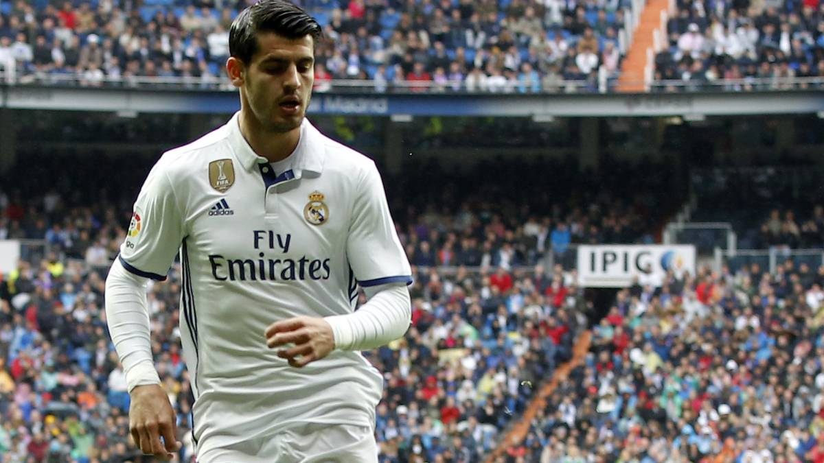 AC Milan sporting director has made contact with Morata
