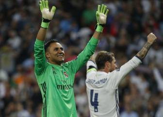 Navas' Champions League record that betters Casillas