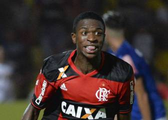 Real to beat Barça to starlet Vinicius Junior - Globoesporte