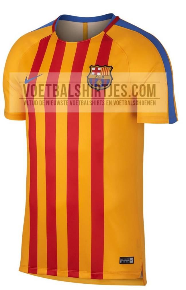Serán estas las camisetas del Barcelona en la 17 18  - AS Colombia d36bde936c295