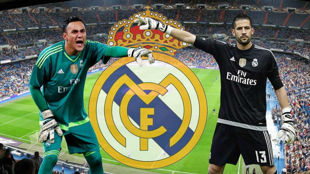Keylor and casilla batten down the hatches for real madrid - Fundas del real madrid ...