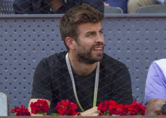 Piqué jeered at Madrid Open