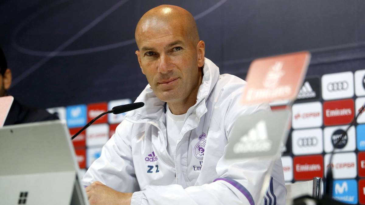 "Zidane: ""Every game is a final and tomorrow is another one"""