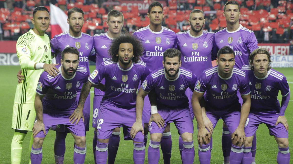 El curioso uniforme que podría vestir Real Madrid en la final