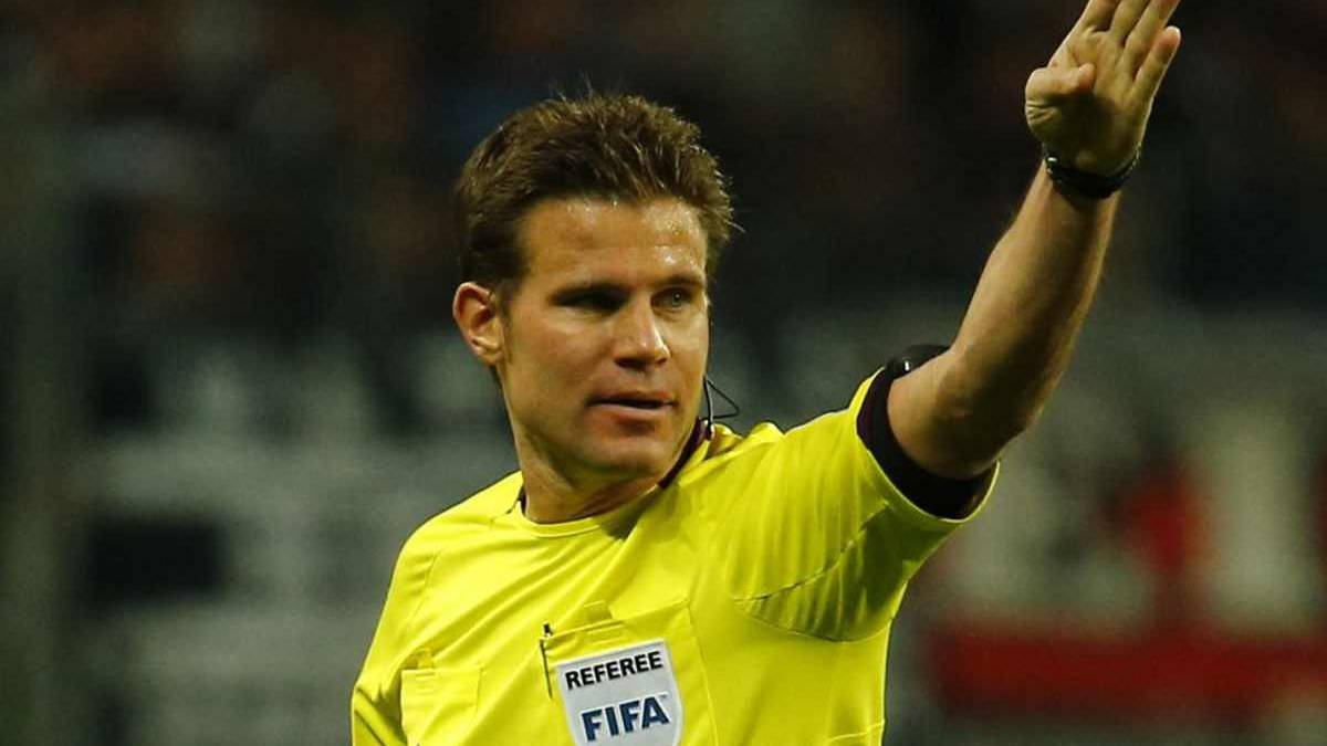 Felix Brych designated to referee Champions League final
