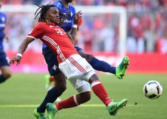 Bayern open to Sanches sale with Man Utd circling - report