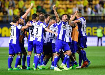 Depor seal La Liga safety at Sporting's expense