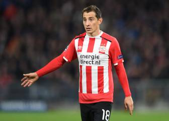 Atleti keen on PSV's Guardado