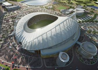 Qatar 2022 inaugurates first stadium five years ahead of the World Cup