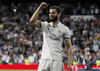 Real Madrid Nacho suspension appeal thrown out