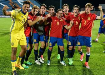 España, a la final del Europeo