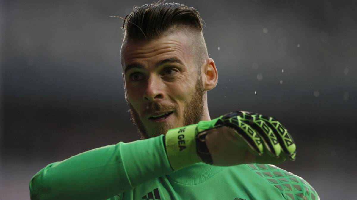 Mourinho confirms that David de Gea will not play for Manchester United again this season