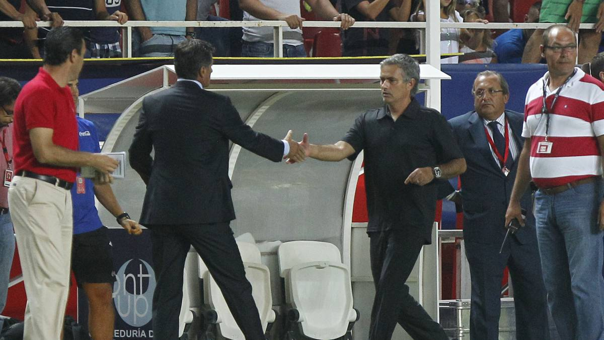 Míchel beat Mourinho in last meeting with Real Madrid