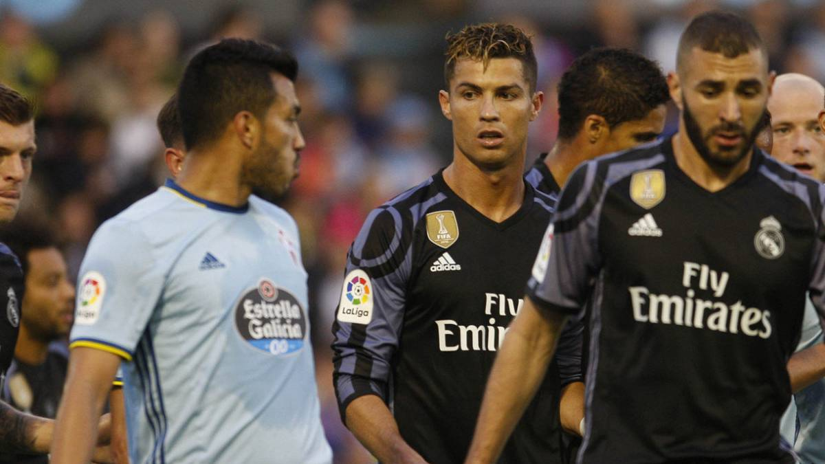 Cristiano in third-party payment slur against Celta Vigo player