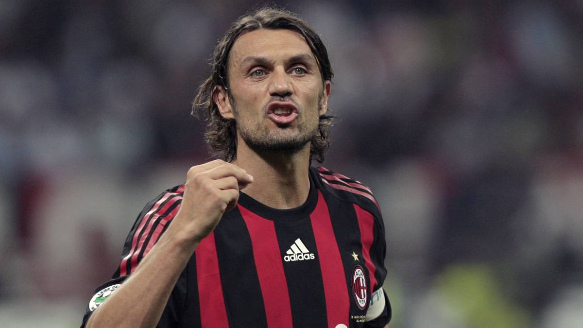 Maldini: Real Madrid would have been my choice if I'd left Milan