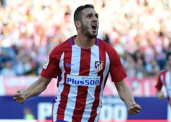 Koke: 'I would love to retire at Atlético, it would be a lovely story'