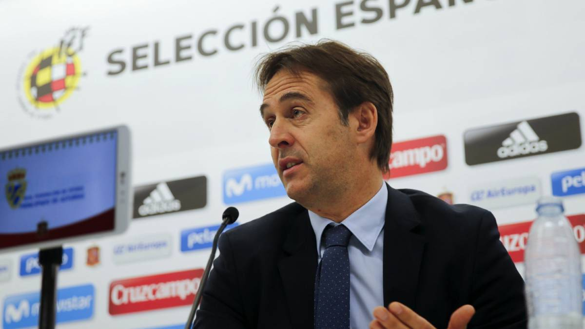 "Lopetegui: ""Isco? We are massive admirers and he gives me a lot of confidence"""