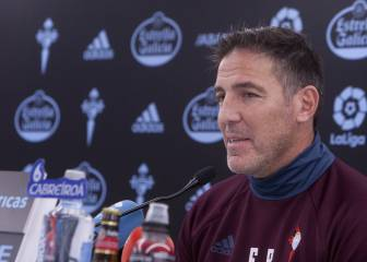 Eduardo Berizzo to step down as Celta boss at end of season
