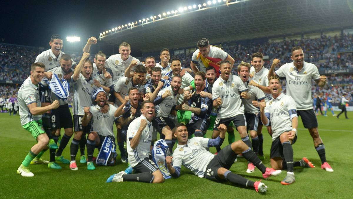 real madrid liga