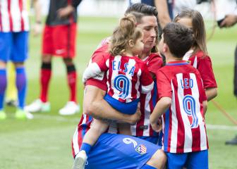 Torres firma el final perfecto