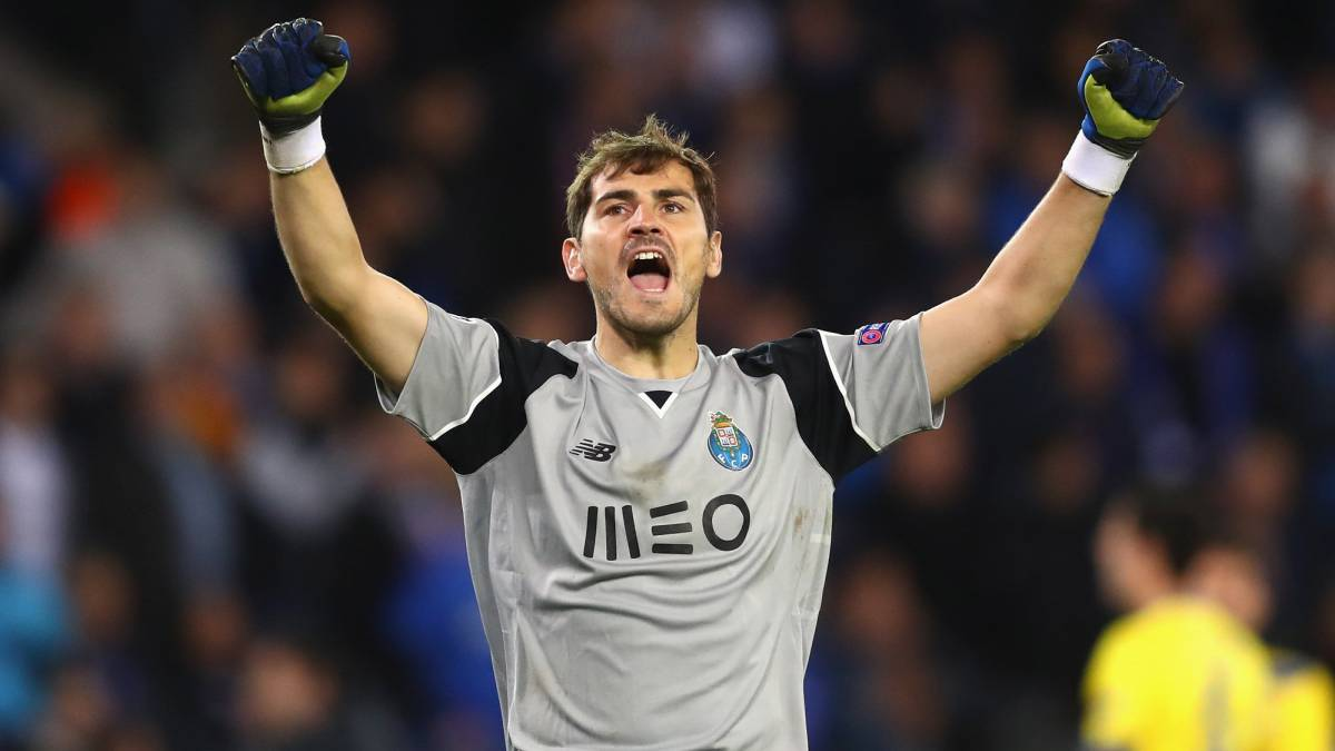 Casillas: Porto's ex-Real Madrid goalkeeper could join Liverpool