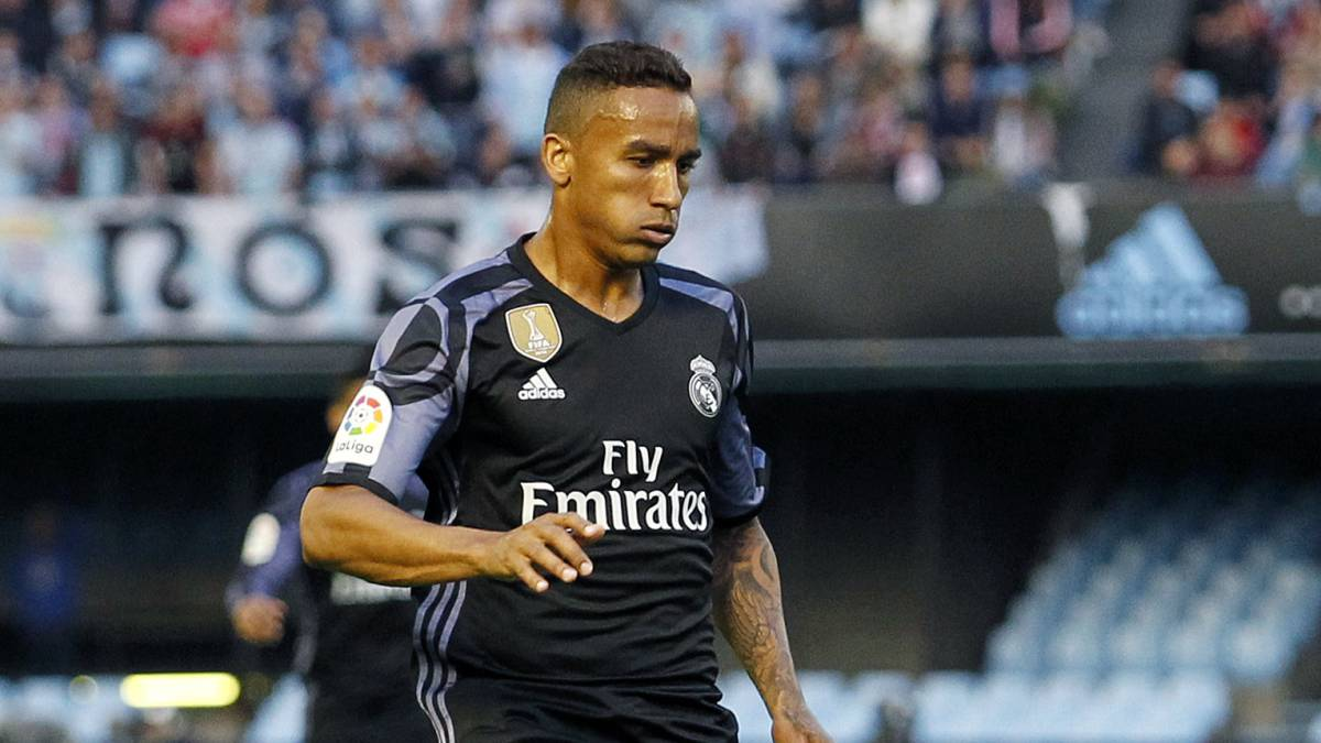 Danilo: Real Madrid right-back set for Inter Milan - report