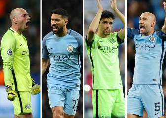 Guardiola begins clear-out at City: five players depart