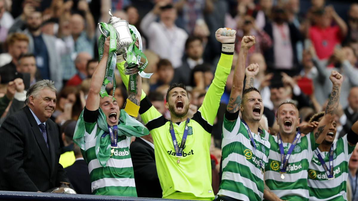 Celtic win Scottish Cup over Aberdeen and clinch treble