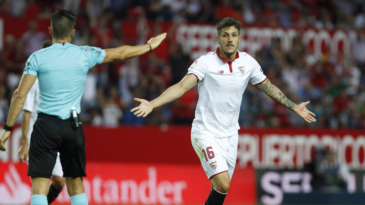 Jovetic: Sevilla face competition from Marseille