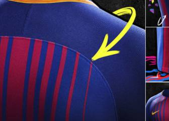 Official: Barça announce new kit for LaLiga 2017/18