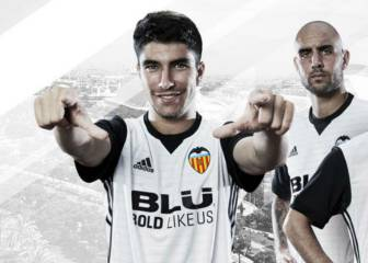 Valencia unveil 2017/18 LaLiga shirts with new sponsor